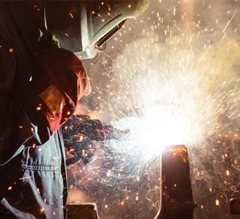 La métallerie représente l'un des métiers majeurs de l'entreprise Atole.