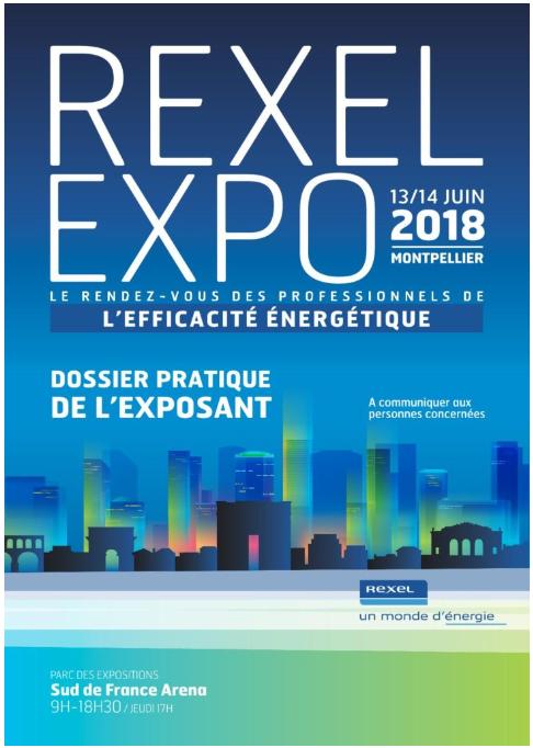 Atole participe au salon rexel expo le 13 14 juin 2018 for Salon rexel